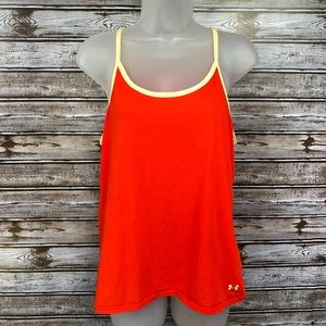 Under Armour Women's Tank Top Athletic Racer Back